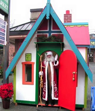 Santa House