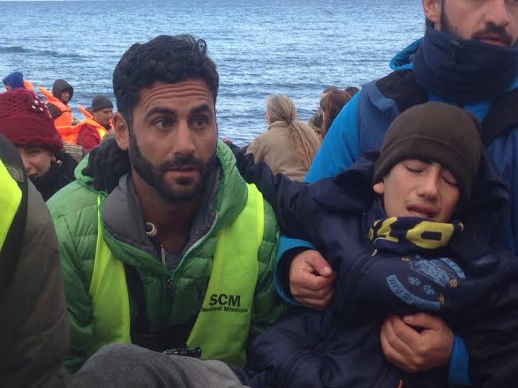 Greece: Volunteering for SyrianRefugees