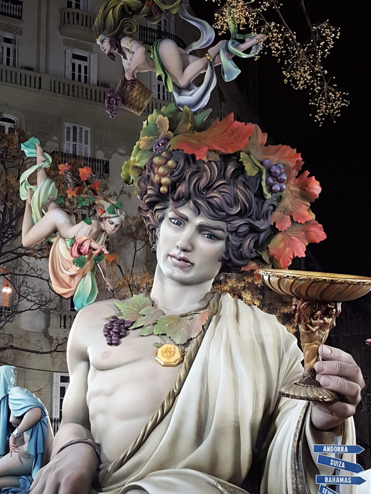 Valencia, Spain: The Artists of the Fallas Festival