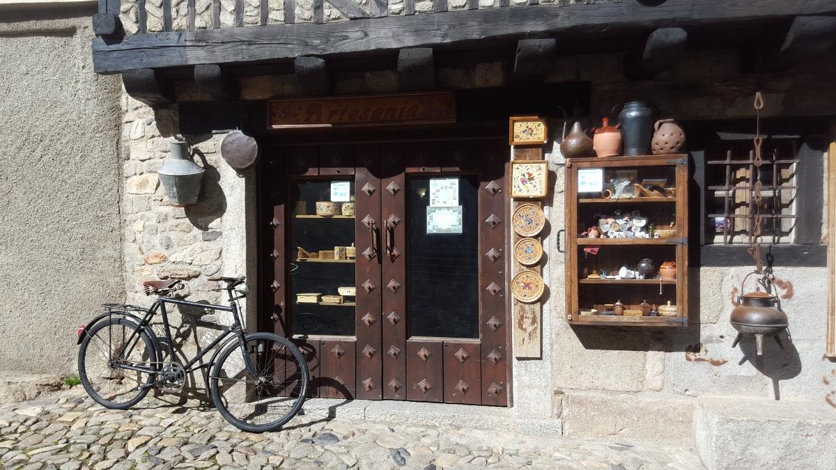 La Alberca, Spain: Hemingway Never AteHere
