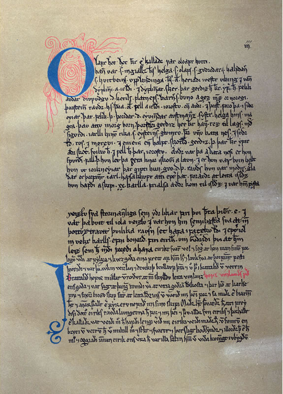 The Saga ofVinland/Iceland