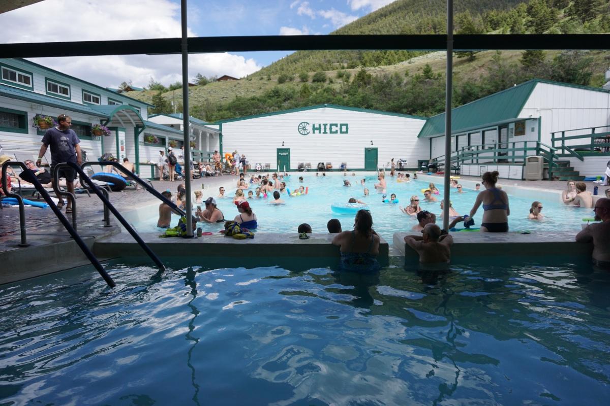 Chico Hot Springs: Montana's Ultimate DestinationResort